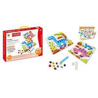 Пазлы same toy 5993-1ut colour ful designs на 420 элементов