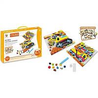 Пазлы same toy 5993-2ut colour ful designs на 420 элементов