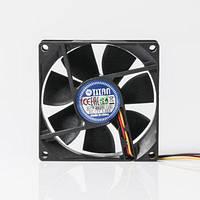 Вентилятор titan dcf-8025l12s 80x80x25 мм 3c/3p