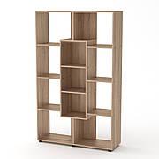 Шкаф Книжный КШ-4 Офисный Компанит