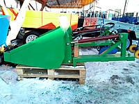Ковш для складского вилочного погрузчика. 1,5м3. Комплект шлангов и гидроцилиндров, фото 1