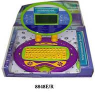 Компьютер детский обучающий на 140 функций