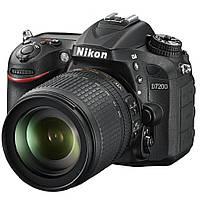 Цифровой фотоаппарат Nikon D7200 AF-S DX 18-105 Kit (VBA450K001)