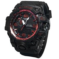 Копия спортивных часов Casio G-Shock GWG-1000 Black Red