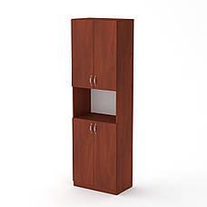 Шкаф Книжный КШ-5 Офисный Компанит, фото 2