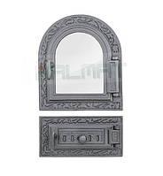 Дверка печная DPK9/6R, фото 1