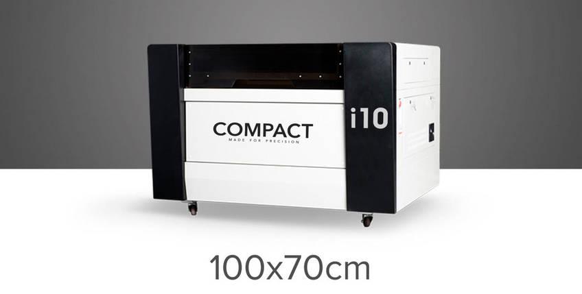 Лазерный станок COMPACT i10 100Вт. 100x70см., фото 2