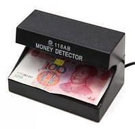 Ультрафиолетовый детектор валют 118AB Battery