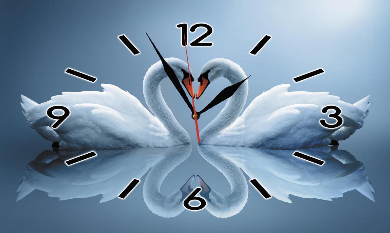 Часы настенные стеклянные Т-Ок 008 SG-3005001