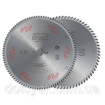 Пила Freud LU3D 0600 -основная дисковая 300х3,2х2,2х30х96z, фото 2