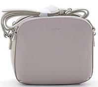3953416b479c Женский клатч David Jones 5704-1 pink/d. beige Женские клатчи сумки через