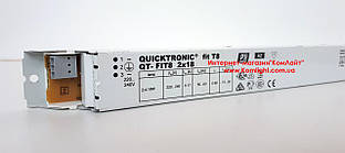Балласт электронный OSRAM QT-FIT8 2x18/230-240В тепл.старт(Китай)