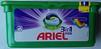 Капсулы для стирки Ariel Color 28 шт, фото 1