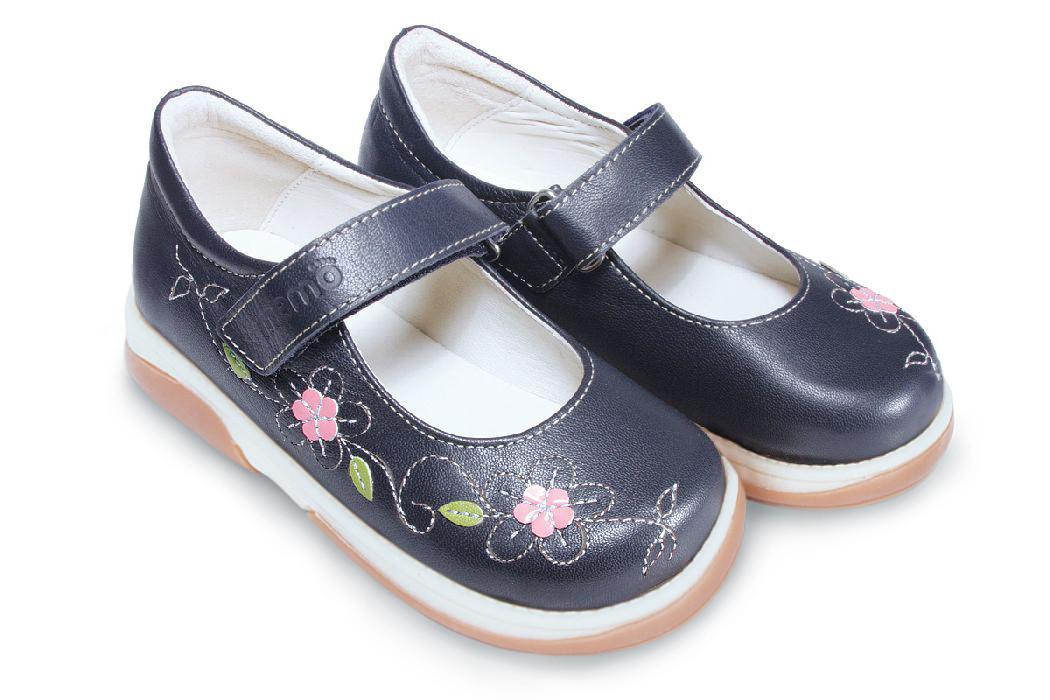 Туфли ортопедические детские Memo Cinderella Синие