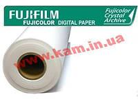Бумага рулонная INKJET FUJI DX100 IJ LU 210ммX65м (7160504)