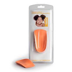 Ортопедические вальгусные стельки для детей Мemo Оранжевые 31-33