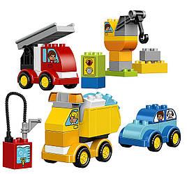 Конструктор  Лего Оригинал машины и грузовики 10816 LEGO DUPLO  My First