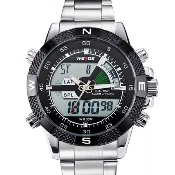 Мужские часы Weide Aqua Steel