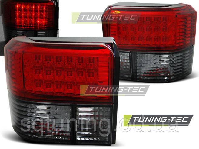VW T4 90-03.03 RED LED SMOKE