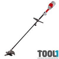Триммер электрический 1000 Вт, 230 В, 0-7300; 0-11000 об/мин, головка с капроновой нитью, 4-х зубый нож, диаметр рабочей поверхности 230 мм, 380 мм