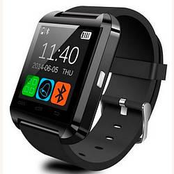 Умные часы Smart U8 Black