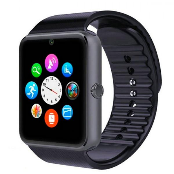 Умные часы Smart GT08 Black