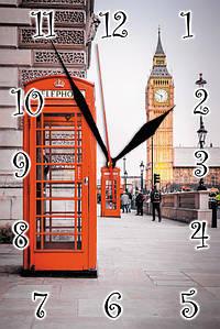 Часы настенные стеклянные Т-Ок 001 SG-2003002