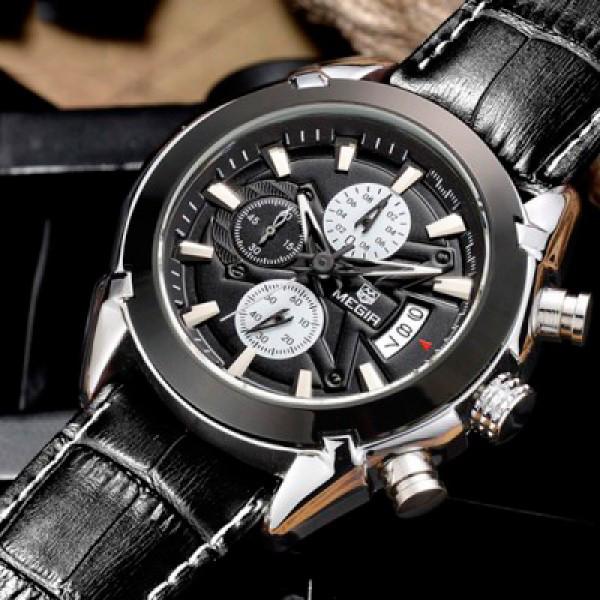 Мужские часы Jedir Techno