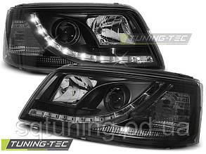 Фары VW T5 04.03-08.09 DAYLIGHT BLACK