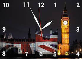 Часы настенные стеклянные Т-Ок 002 SG-2503503