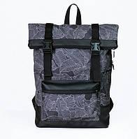 Рюкзак наплічник Harvest ROLL BL LEAVES.