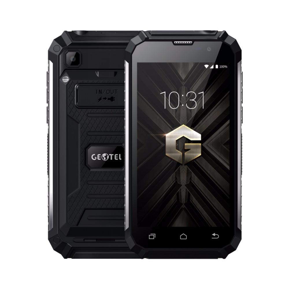 Защищенный противоударный неубиваемый смартфон Land Rover Geotel G1 - IP68, 2/16 GB 7500 mAh