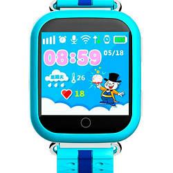 Детские часы Smart Q750 Blue