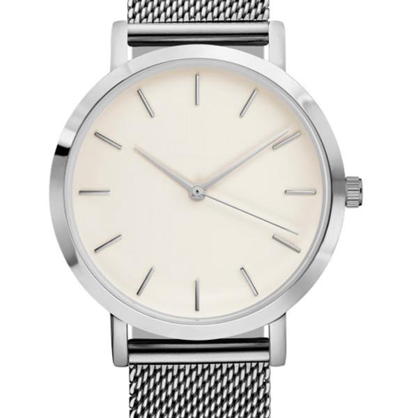 Женские часы Geneva Field Silver