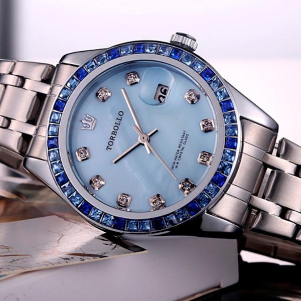 Женские часы Torbollo Marble