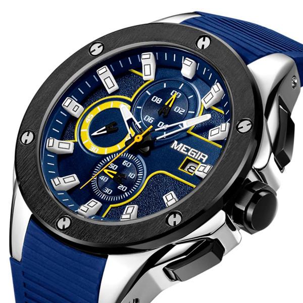 Мужские часы Jedir Racer Blue