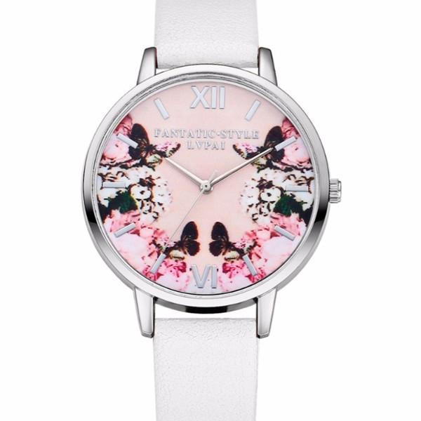Женские часы Geneva Flower