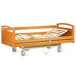 Кровать функциональная с электроприводом «NATALIE»+ МатрацOSD-MAT-88x8x194