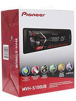 Автомагнитола Pioneer MVH-S100UB, фото 1