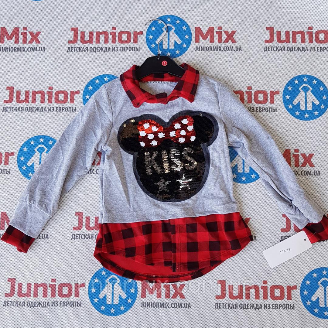 827da91f80b Детские комбинированые туники для девочек оптом BBW - Оптовый интернет  магазин JuniorMix в Хмельницком