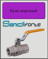 """Кран шаровый SD Forte 2"""" ВВ газ (стальной рычаг)"""
