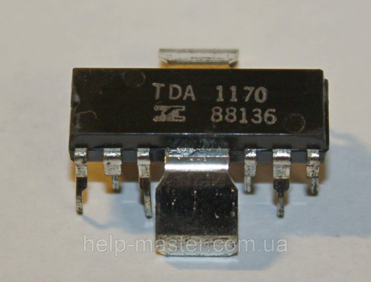 TDA1170; DIP12F