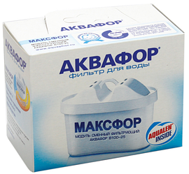 Картридж Аквафор В100-25 (В25) МАКСФОР