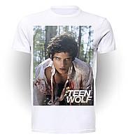 Футболка GeekLand Волчонок Teenwolf оборотень TW.01.002