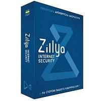 Антивирус Zillya! Internet Security 2 ПК 1 год (новая лицензия) (ZIS-1y-2pc)