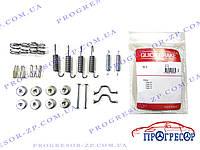 Ремкомплект колодок ручного тормоза Chery Tiggo FL / Quick Brake (Дания) / T11-3502170-R