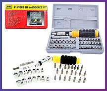 Набор инструментов в чемодане ед. AIWA