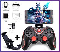 Игровой джойстик GamePad Bluetooth V3.0 для телефона, беспроводной геймпад для планшетов/смартфонов.