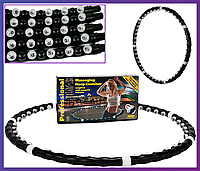Обруч с магнитами для похудения халахуп Massaging Hoop Exerciser Professional Bradex, фото 1