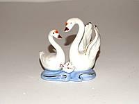 Два Лебедя(Фаянс)